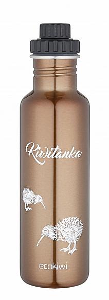 800ml SportsTANKA bottle- Kiwi Edition with screwTop lid