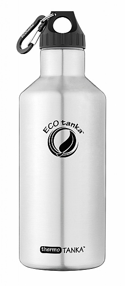 1200ml thermoTANKA with Poly Loop Lid with Carabiner