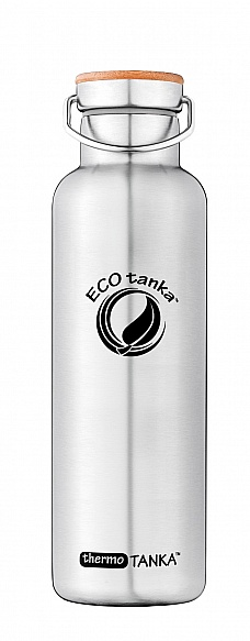 800ml thermoTANKA with Stainless Steel Bamboo Lid