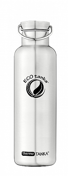 800ml thermoTANKA with Stainless Steel Modern Lid