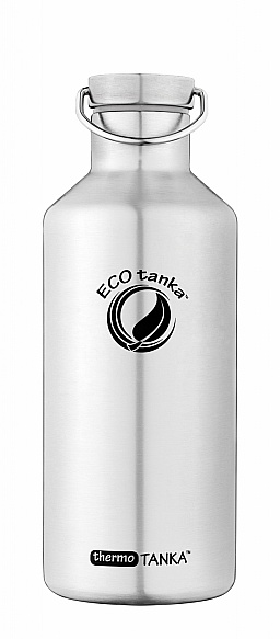 1200ml thermoTANKA with Stainless Steel Modern Lid