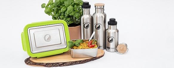 ECOtanka lunchBOX with Bottles