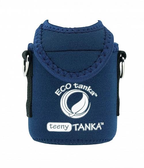 Teeny 350ml Kooler Cover Dark Blue