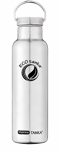 600ml thermoTANKA with Stainless Steel Modern Lid