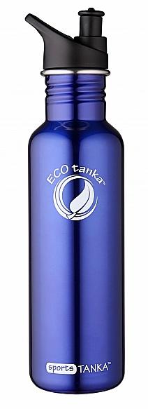 800ml SportsTANKA bottle with sports loop lid