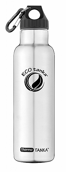 600ml thermoTANKA with Poly Loop Lid
