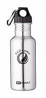 600ml MiniTANKA bottle with Poly Loop lid and carabiner