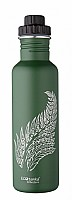 New Zealand Fern 800ml sportsTANKA with screwTop lid
