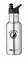 600ml MiniTANKA bottle with Sports Loop lid