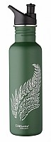 New Zealand Fern 800ml sportsTANKA with sports loop lid