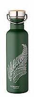New Zealand Fern 800ml sportsTANKA with stainless steel bamboo lid
