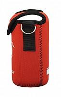 Mini 600ml Kooler Cover Red