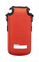 Mini 600ml Kooler Cover Red