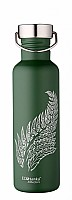 New Zealand Fern 800ml sportsTANKA with classic stainless steel lid